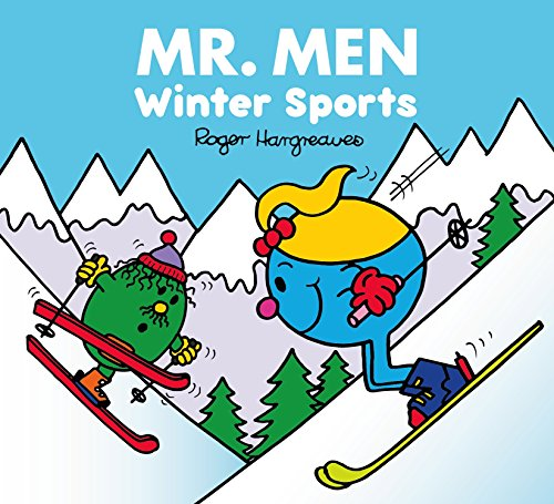Mr Men Winter Sports By Adam Hargreaves