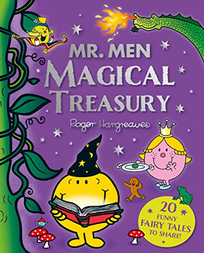 Mr Men Magical Treasury By Adam Hargreaves