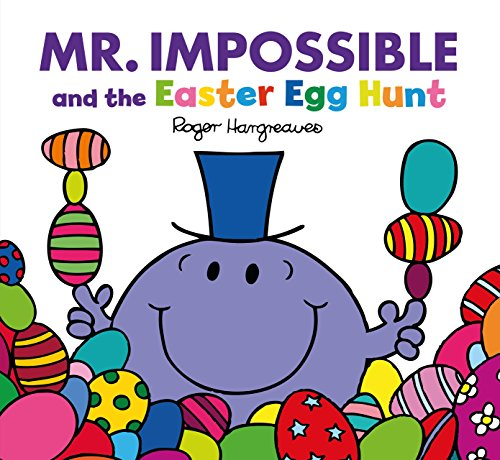 Mr Impossible and the Easter Egg Hunt (Large format) (Mr. Men and Little Miss Picture Books) By Adam Hargreaves