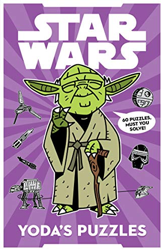 Yoda's Puzzles By Lucasfilm