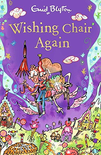 The Wishing-Chair Again By Enid Blyton