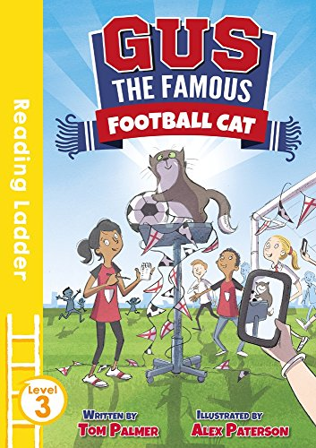 Gus the Famous Football Cat By Tom Palmer