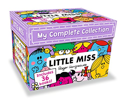 Little Miss: My Complete Collection Box Set By Roger Hargreaves