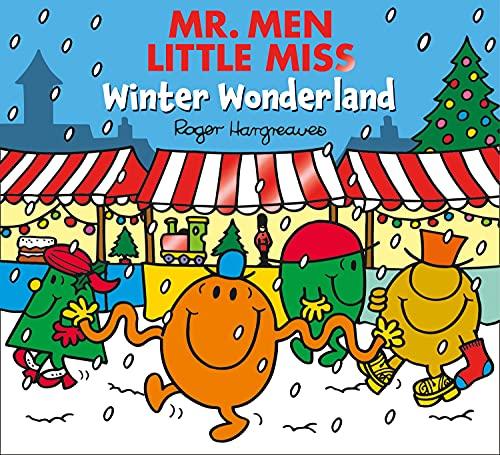 Mr Men: Winter Wonderland By Adam Hargreaves