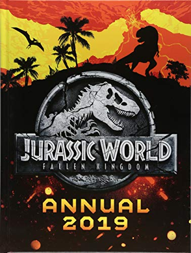 Jurassic World Fallen Kingdom Annual 2019 (Annuals 2019) By Egmont Publishing UK