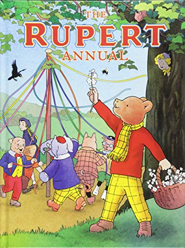 The Rupert Annual 2019 By Illustrated by Alfred Bestall
