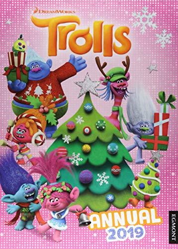 Trolls Annual 2019 By Egmont Publishing UK