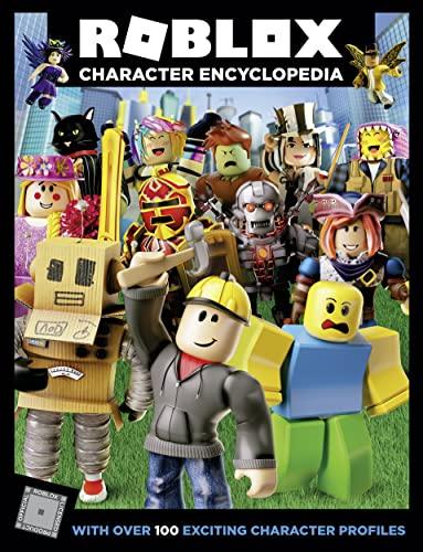 Roblox Character Encyclopedia By Egmont Publishing UK