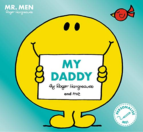 Mr Men Little Miss My Daddy By Roger Hargreaves