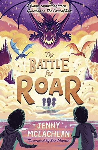 The Battle for Roar By Jenny McLachlan