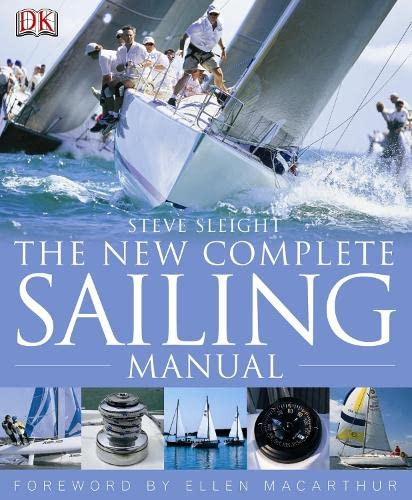 The New Complete Sailing Manual By Steve Sleight Used border=