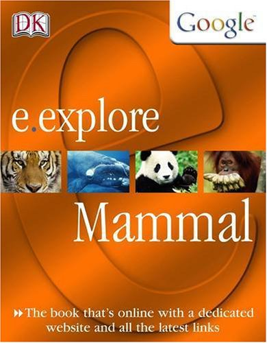 Mammal By Kindersley Dorling