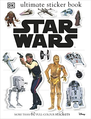 Star Wars Classic Ultimate Sticker Book von Rebecca Smith