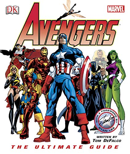 Avengers The Ultimate Guide By Tom DeFalco