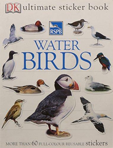 Rspb water birds ultimate sticker book ultimate stickers
