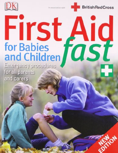 First Aid for Babies and Children Fast By Vivien J Armstrong