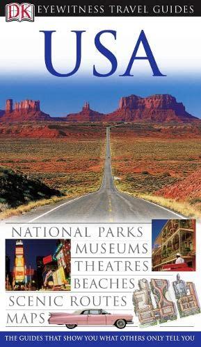 DK Eyewitness Travel Guide: USA By DK