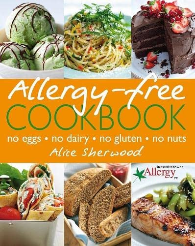 Allergy-Free Cookbook By Alice Sherwood