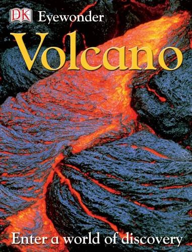 Eye Wonder: Volcano By DK