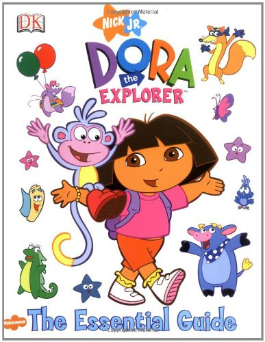 Dora the Explorer Essential Guide By Brian Bromberg