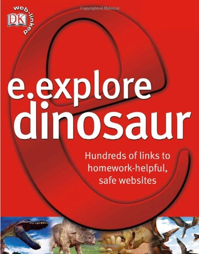 Dinosaur By DK