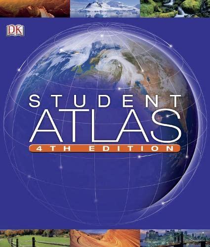 Student Atlas By DK