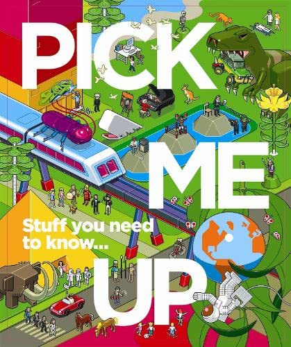 Pick Me Up: Stuff You Need to Know by David Roberts
