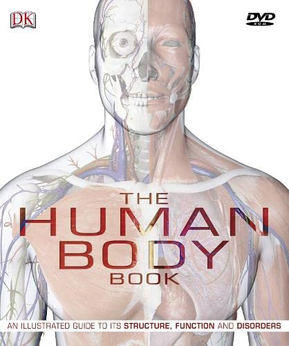 The Human Body Book By Steve Parker