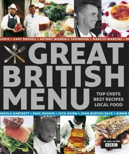 Great British Menu by
