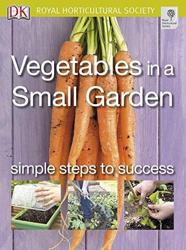 Vegetables in a Small Garden By Dorling Kindersley (DK IPL)