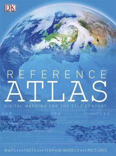 Reference Atlas By Dorling Kindersley