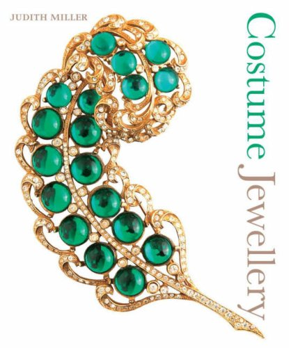 Costume Jewellery (Pocket Collectors) By Judith Miller