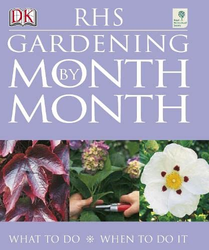 RHS Gardening Month by Month by Ian Spence