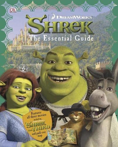 Shrek Essential Guide By DK