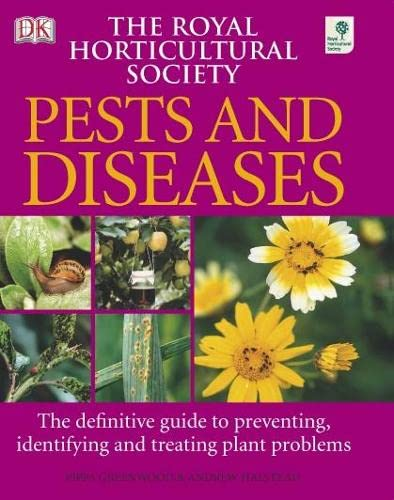 RHS Pests and Diseases by Pippa Greenwood
