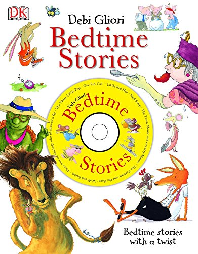 Bedtime Stories: Book and CD (Book & CD) By Debi Gliori