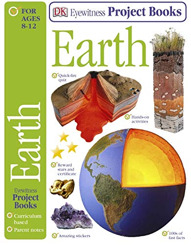 Earth (Eyewitness Project Books)