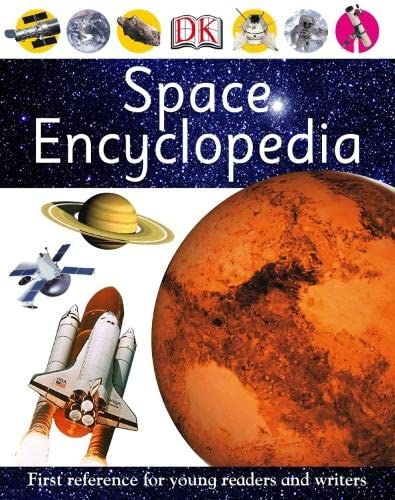 Space Encyclopedia By DK