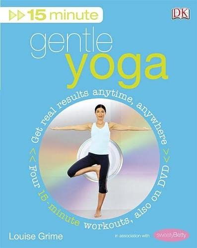 15-Minute Gentle Yoga: Get Real Results Anytime, Anywhere Four 15-minute workouts, also on DVD (15 Minute Fitness) Producer Double Jab Productions