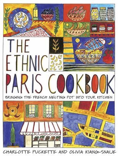 The Ethnic Paris Cookbook By DK Publishing