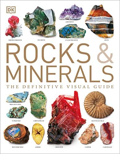 Rocks & Minerals By Ronald Bonewitz