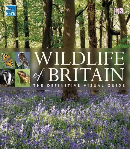 RSPB Wildlife of Britain By Steve Parker