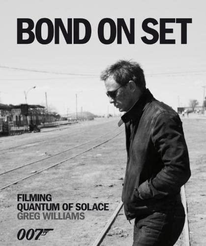 Quantum of Solace Bond on Set von Greg Williams
