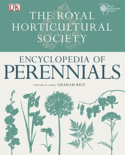 RHS Encyclopedia of Perennials By Editor-in-chief Graham Rice