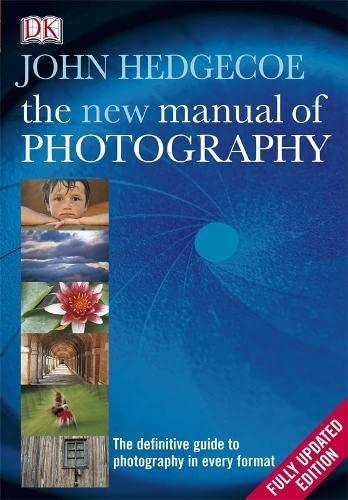 New Manual of Photography By John Hedgecoe