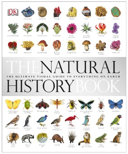 The Natural History Book By DK