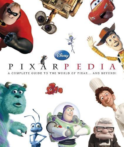 Pixarpedia By DK