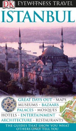 DK Eyewitness Travel Guide: Istanbul by