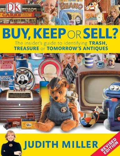 Buy, Keep or Sell? By Judith Miller