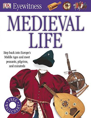 Medieval Life (Eyewitness) By DK